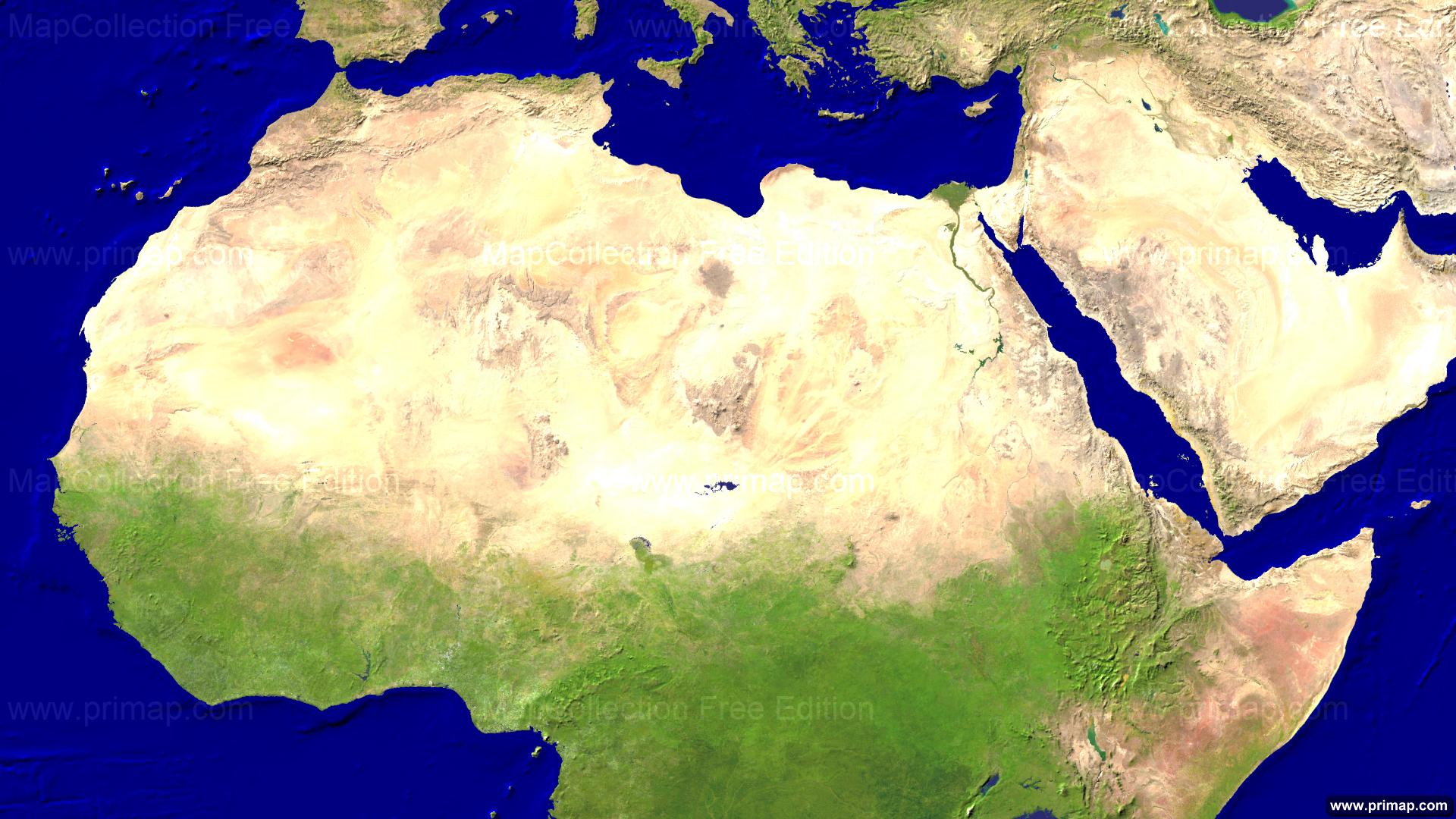 karten afrika afrika