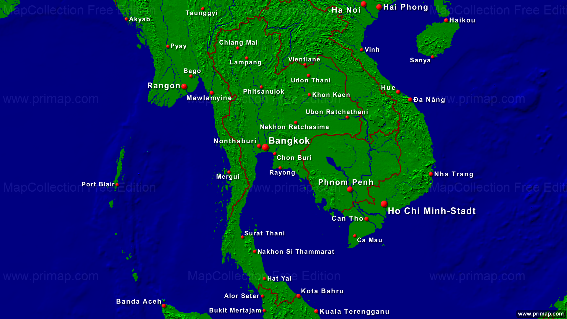 what is topographic map with Thailand Towns 1920x1080 on Wyo24kIndex furthermore KaiiwiTopo in addition Food Web in addition Juist map as well Iceland Map.