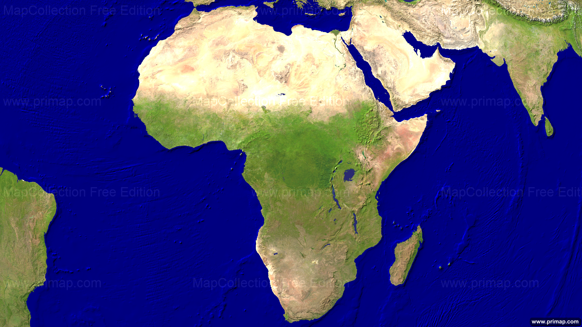 World Bank to Prepare Billion Dollar Map of Africas Natural Resources