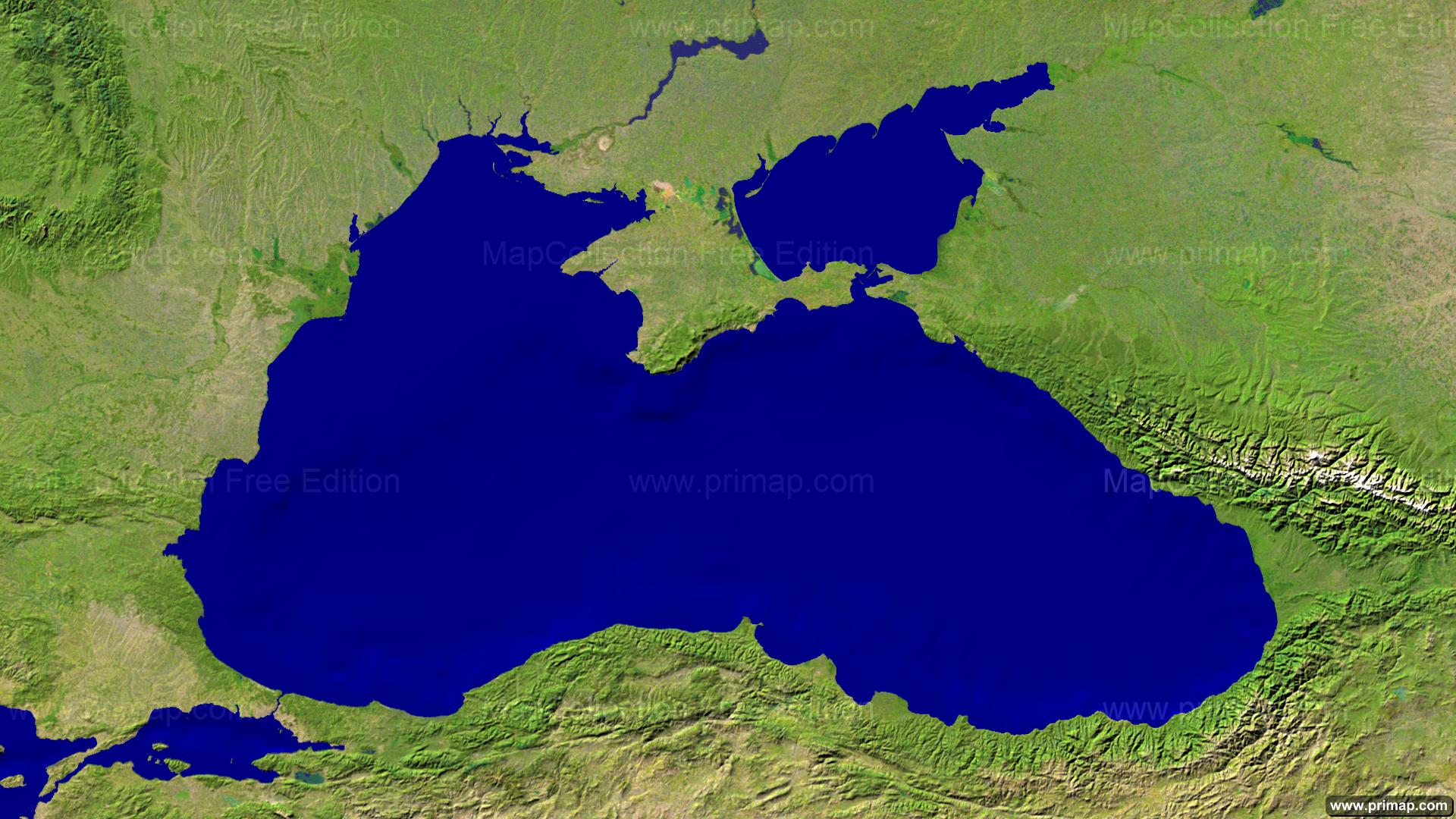 primap Marine charts on
