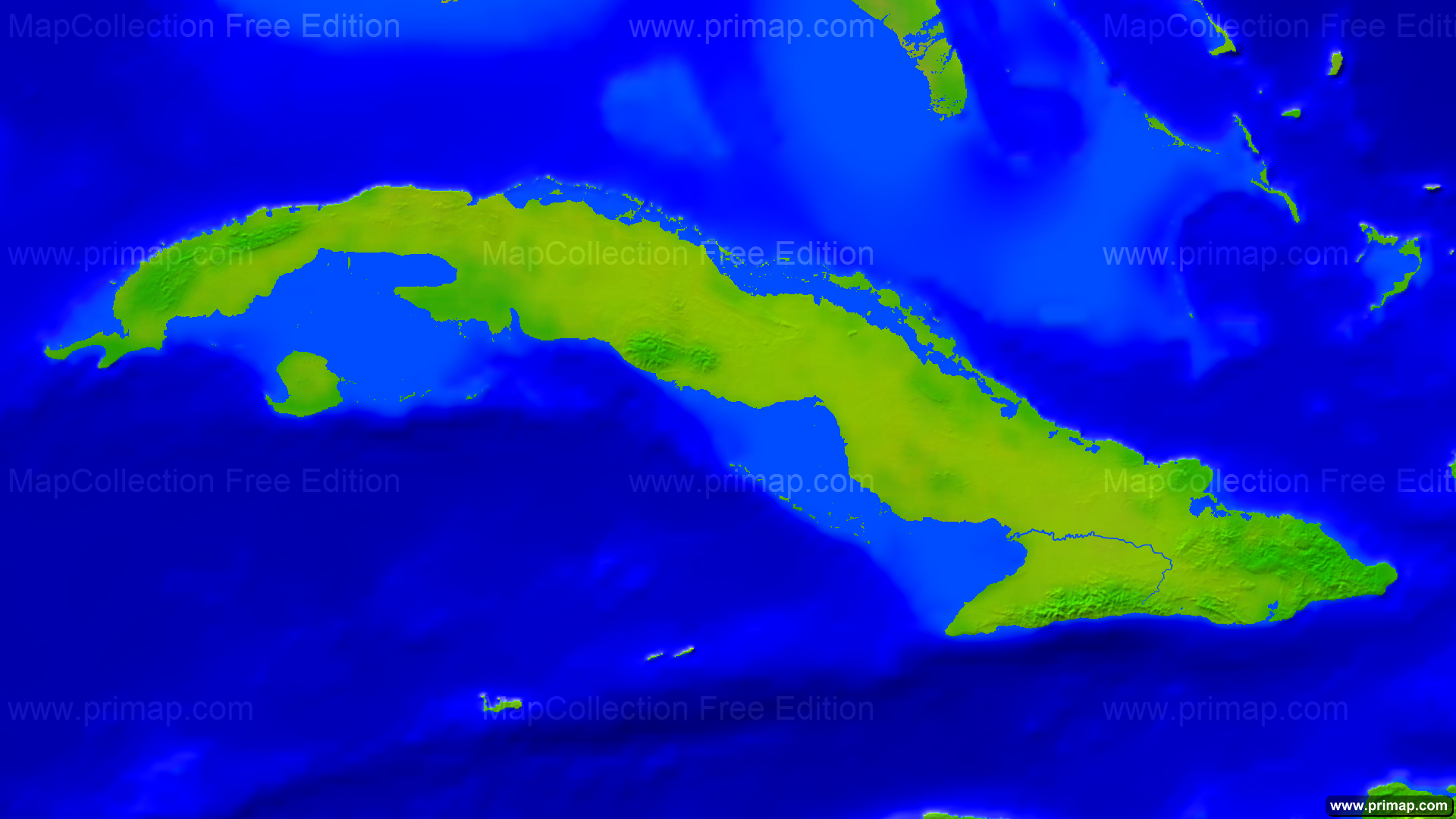 Primap national maps cuba vegetation 1920x1080 show map gumiabroncs Image collections