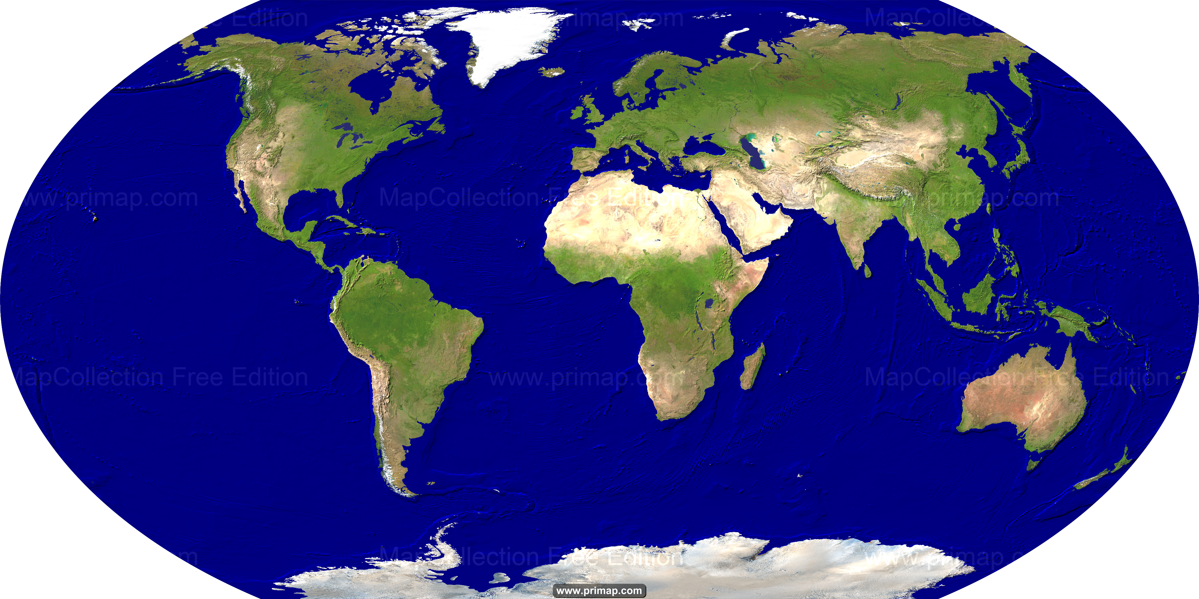 Primap world maps show map sciox Images
