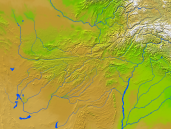 Afghanistan Vegetation 1600x1200