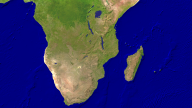 Africa-South Satellite 1920x1080