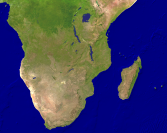 Africa-South Satellite 4000x3186