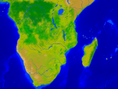 Africa-South Vegetation 1600x1200