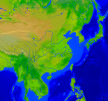 Asia-East Vegetation 2000x1878