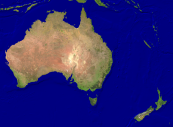 Australia-New Zealand Satellite 4000x2924