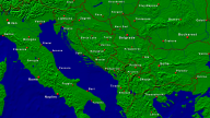 Balkan Towns + Borders 1280x720