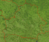 Belarus Satellite + Borders 1200x1025