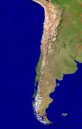 Chile Satellite + Borders 1275x2000