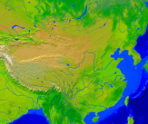 China Vegetation 1000x841