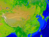 China Vegetation 1600x1200