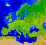 Europe (Type 1) Vegetation 2000x1944