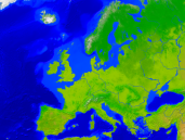 Europe (Type 2) Vegetation 1600x1200
