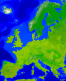 Europe (Type 2) Vegetation 1629x2000