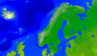 Europe-North Vegetation 1000x575