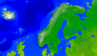Europe-North Vegetation 2000x1149