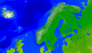 Europe-North Vegetation 4000x2299
