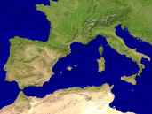 Europe-Southwest Satellite 1600x1200