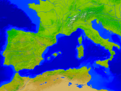 Europe-Southwest Vegetation 1600x1200