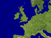 Europe-West Satellite 1600x1200