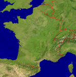 France Satellite + Borders 1584x1600