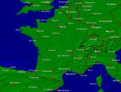 France Towns + Borders 1600x1200