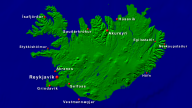 Iceland Towns + Borders 800x450