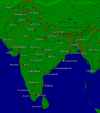 India Towns + Borders 887x1000