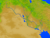 Iraq Vegetation 1600x1200