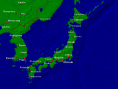 Japan Towns + Borders 1600x1200