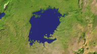Lake Victoria Satellite 1280x720
