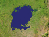 Lake Victoria Satellite 800x600