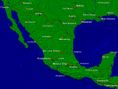 Mexico Towns + Borders 1600x1200