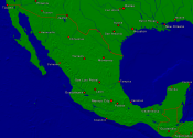 Mexico Towns + Borders 4000x2831