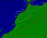 Morocco Towns + Borders 800x654