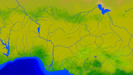 Nigeria Vegetation 1920x1080