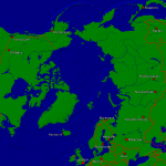 North pole Towns + Borders 3998x4000