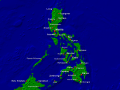 Philippines Towns + Borders 1600x1200