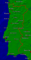 Portugal Towns + Borders 315x600