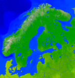 Scandinavia Vegetation 765x800