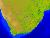 South Africa Vegetation 1600x1200
