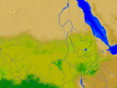Sudan Vegetation 1600x1200