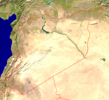 Syria Satellite + Borders 1200x1104