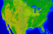 USA Vegetation 1000x649