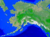 USA-Alaska Vegetation 2000x1487