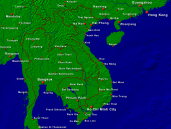 Vietnam Towns + Borders 1600x1200