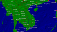 Vietnam Towns + Borders 1600x900