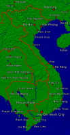 Vietnam Towns + Borders 420x800